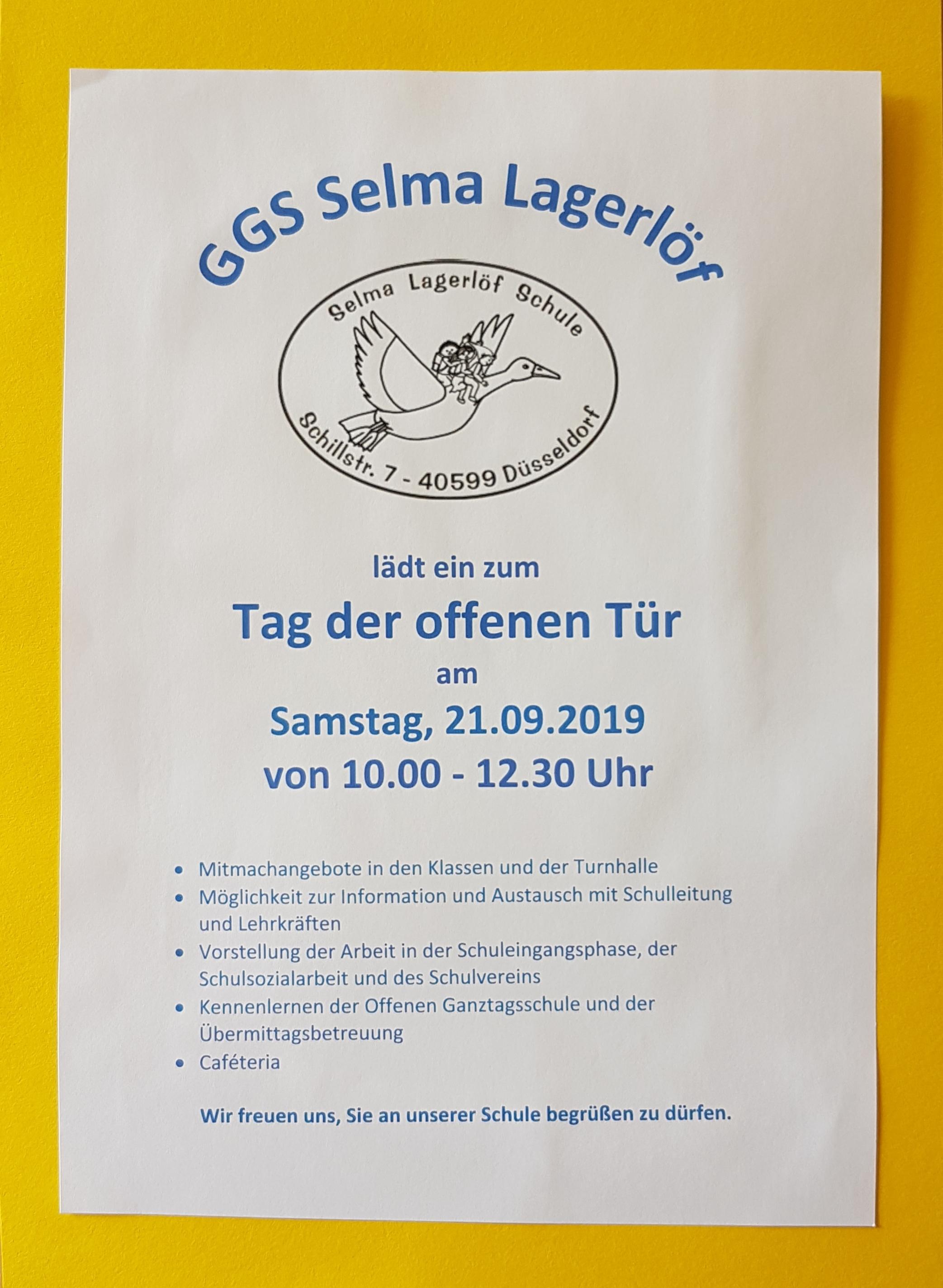 Selma Lagerloef Grundschule